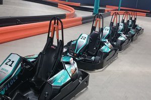 Indoor go kart | Milwaukee, WI