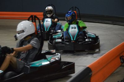 go karting, go kart tips, indoor go kart racing