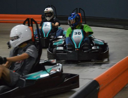 Indoor Go Kart Racing | Indoor Racing Can Bring You Closer to Your Co-Workers
