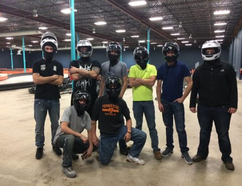 Shake Up your next Team Building Session with Indoor Go Kart Racing