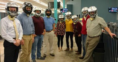 corporate event, team building, go karting