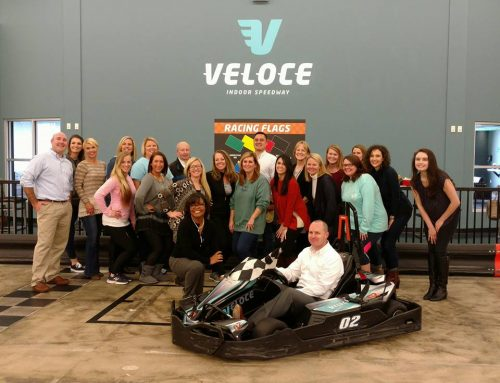 Team Building Events | Racing 101 at Veloce Indoor Speedway
