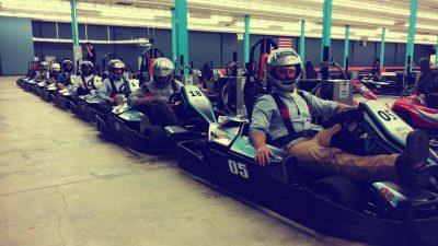 indoor go karting speedway