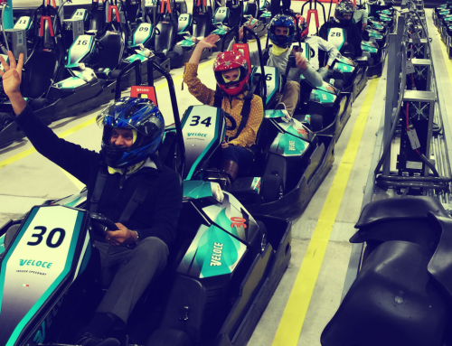 Private Parties | Bring Excitement With Indoor Go Karting